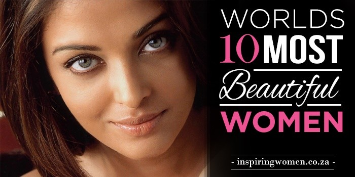 10 beautiful women