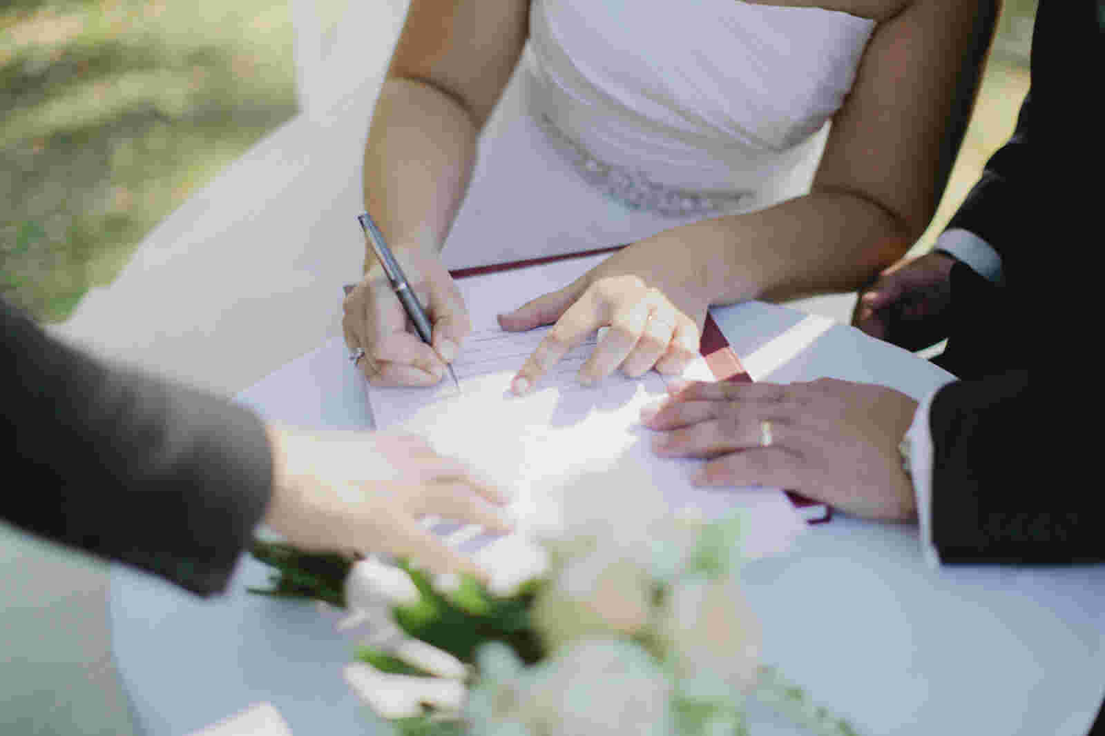 Marriage contract – Marriage Contract