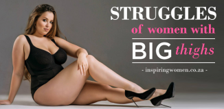 Big thighs