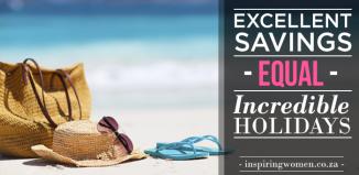 Beach- save on holidays