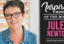 Jules Newton - Inspiring Woman
