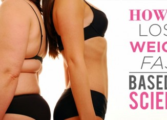 Lose weight science