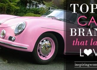 Top Car Brands That Ladies Love