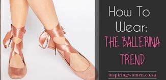 ballerina trend
