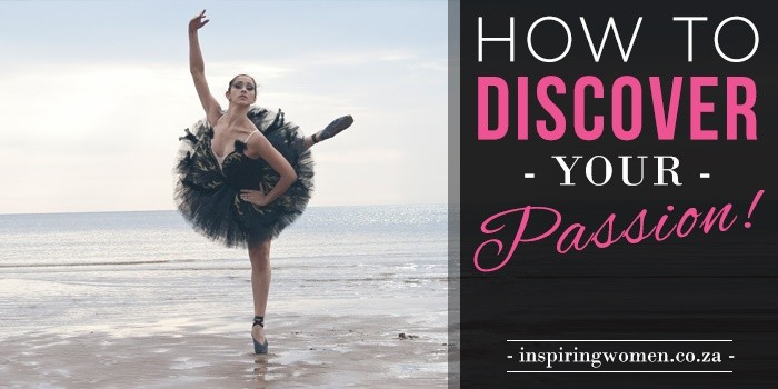 discover passion