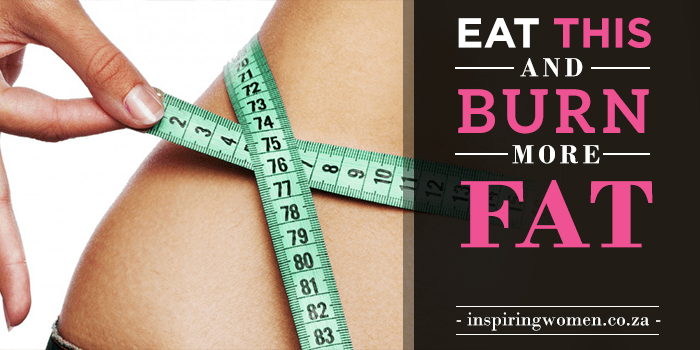eat burn more fat