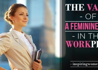feminine voice workplace