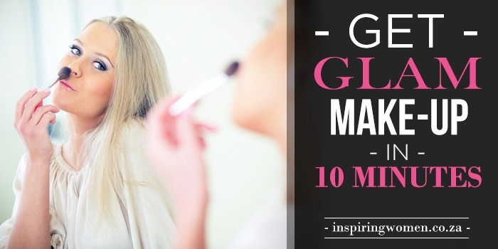glam make up