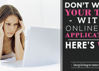 online job applications