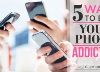 phone addiction