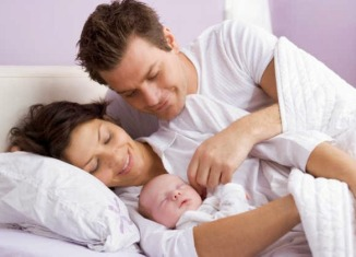 romance back in relationship after baby