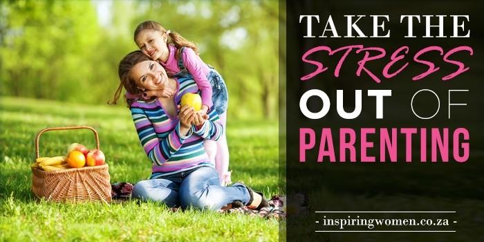 stress parenting