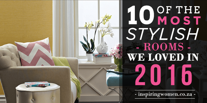 most stylish rooms