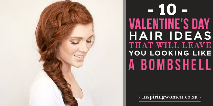 valentines day hair ideas