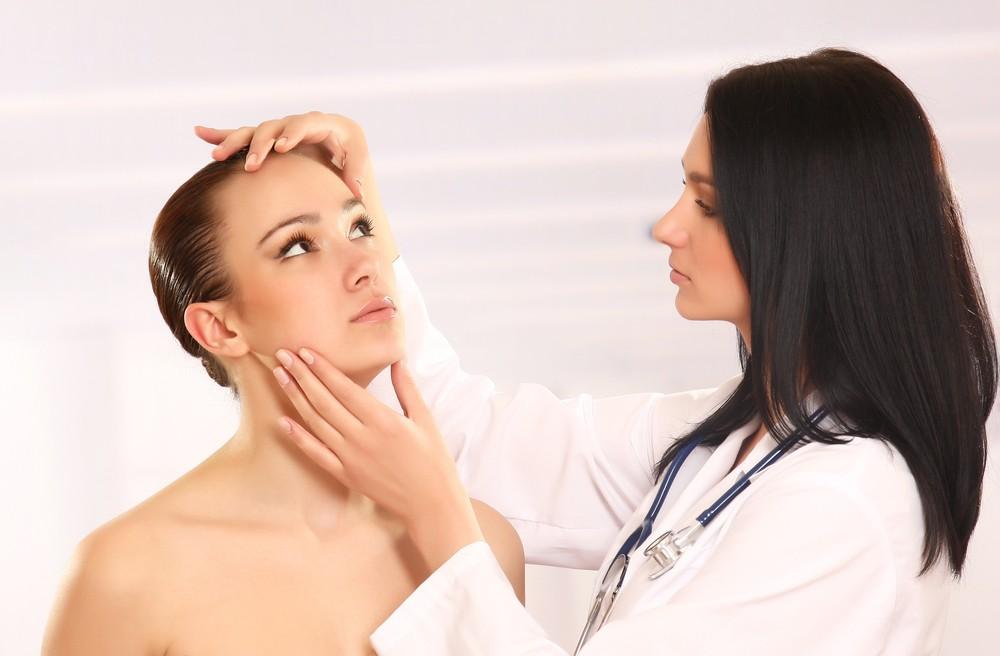 winter skin checkup