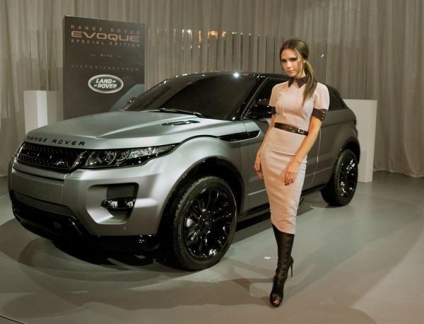woman SUV