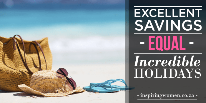 Beach- save on holidays