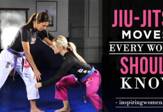 Jiu-Jitsu Moves Every Woman Should Know