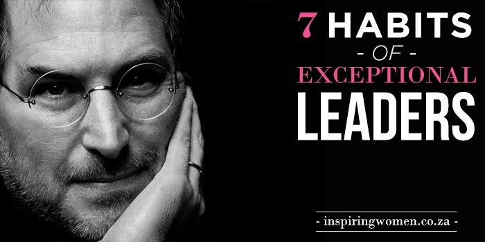 habits exceptional leaders