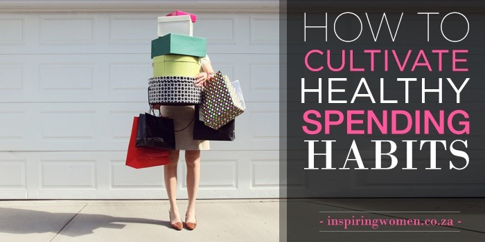 healthy spending habits