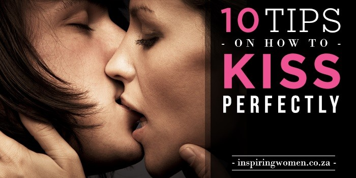 kiss perfectly