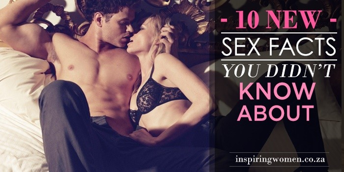 new sex facts