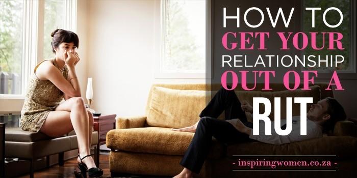 relationship rut