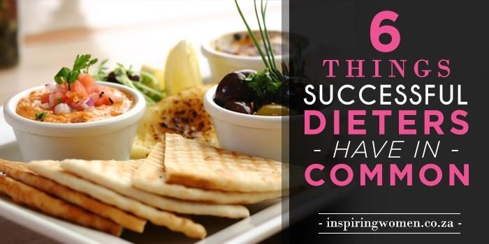 successful dieters