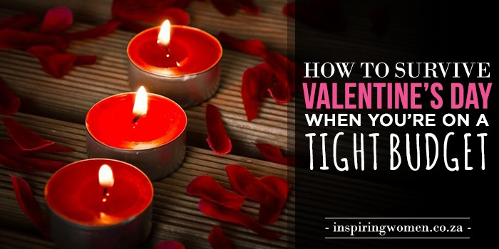 valentiness day tight budget